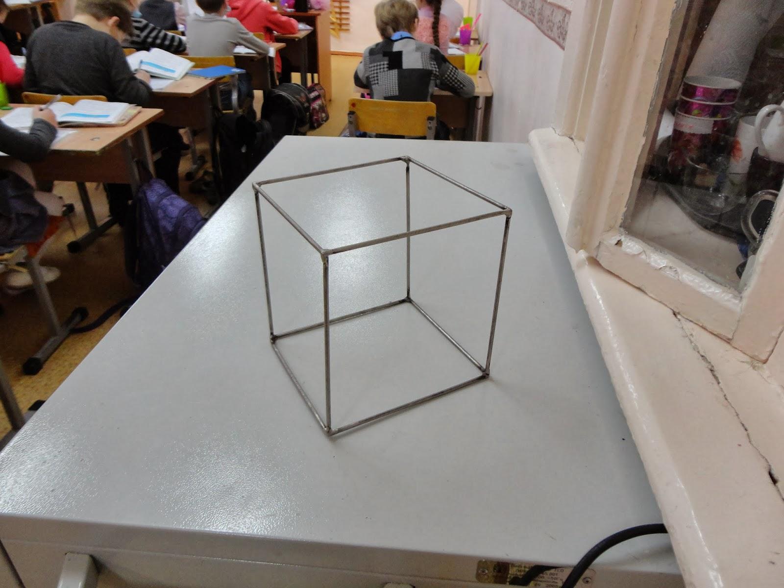Куб трансформер из бумаги » Сделай сам 83