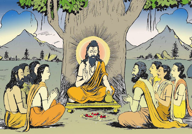 Amazing Facts about Upanishads Hindu Rishis