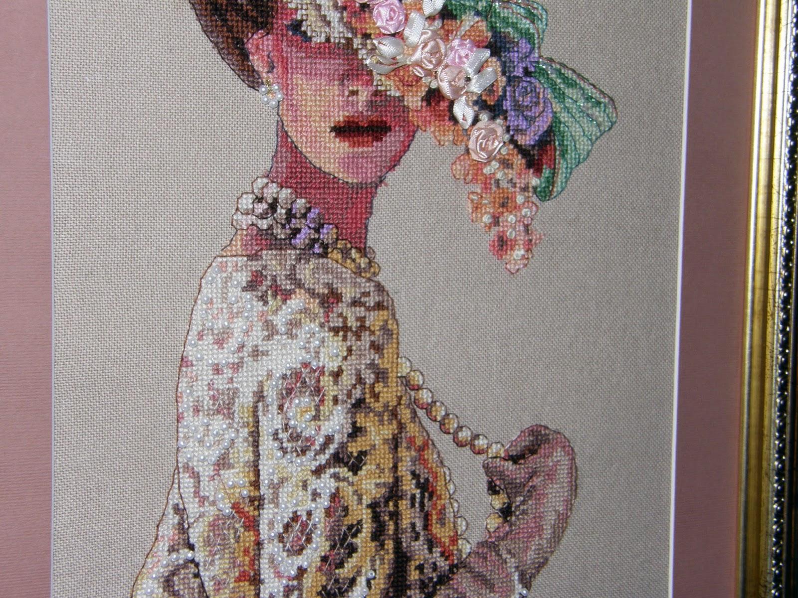 Викторианская элегантность вышивка отзывы 6