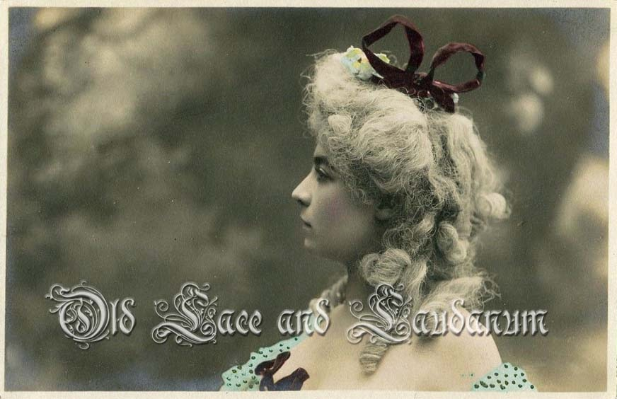 Old Lace and Laudanum