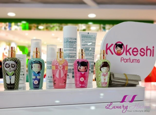 beauty by nature kokeshi parfums review