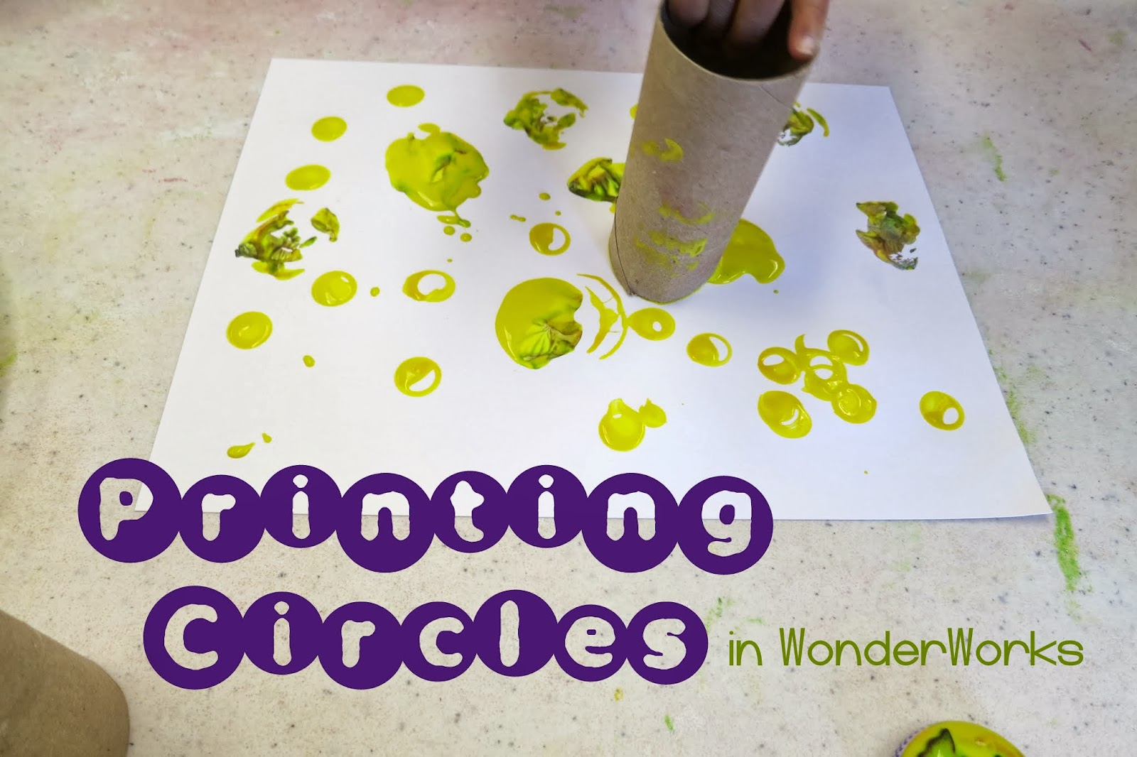 http://librarymakers.blogspot.com/2014/02/toddler-art-class-printing-circles.html