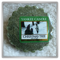 Yankee Candle christmas tree