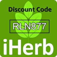 ¡Consigue descuentos de 5$ y 10$ en tu primer pedido a iHerb con este código!