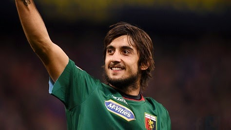 Arsenal eye Genoa's Mattia Perin