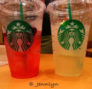 Starbucks Free Refresher Drink