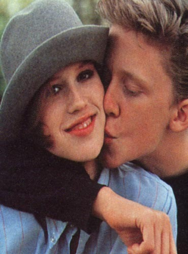 Chatter Busy: Molly Ringwald Dating