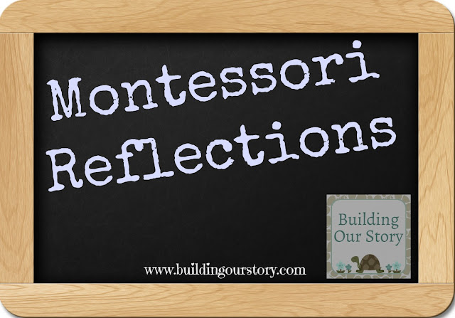 Montessori Reflections at a Montessori Preschool