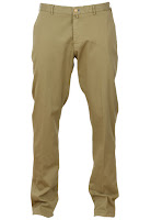 Pantaloni Massimo Dutti Baddo Light Brown
