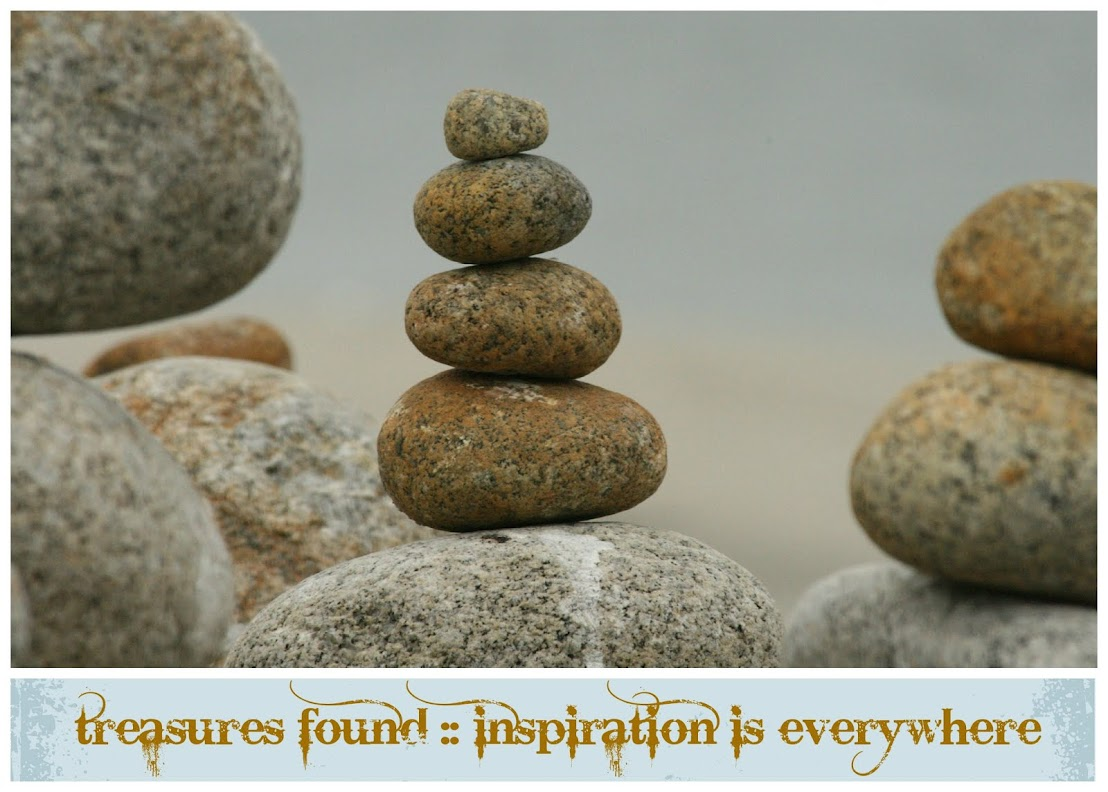 Treasures Found :: Inspiration is Everywhere