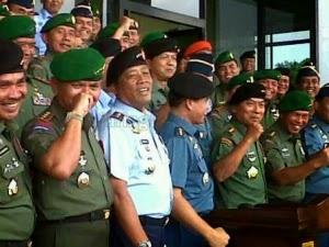 Panglima TNI: Omong Kosong Ada Babinsa Mengarahkan ke Salah Satu Capres