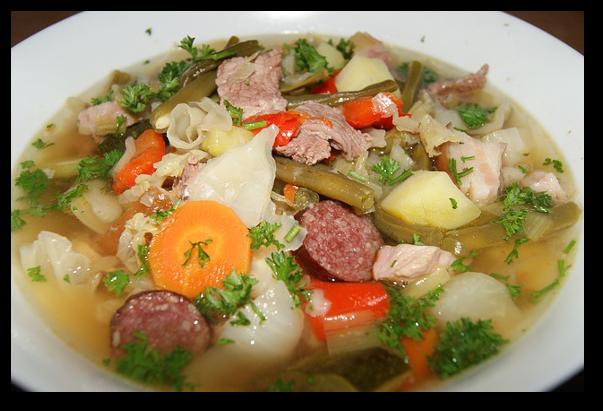 Mananca supa in fiecare zi!