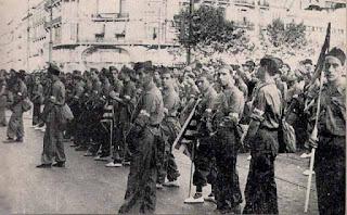 Milicianos de la Guerra Civil
