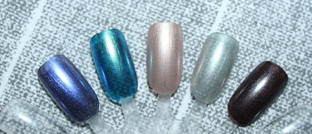 TOP 5 METALLIC NAILS