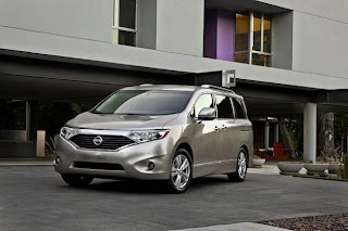 2014 Nissan Quest Review and Price