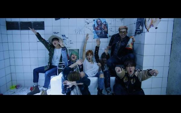 The Best Way To Fight With Teenager >> A Daily Dose of K-Screen: [MV Review] BTS – Run
