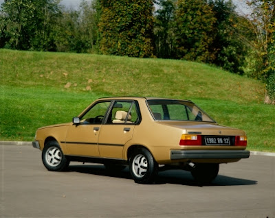 Renault 18 GTS Model 81