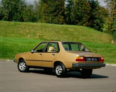 Renault 18 GTS Model 81