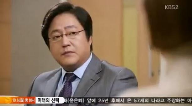 Chae Kyung memikirkan kata-kata Kang Hyun Tae dan tidak lama, Kang