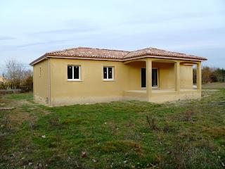 Blog construction maison bbc sandra et micha l avec villas et maisons de france vmf l - Couleur jaune paille ...