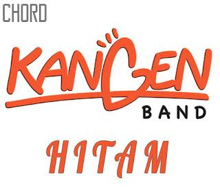 Lirik dan Chord(Kunci Gitar) Kangen Band ~ Hitam