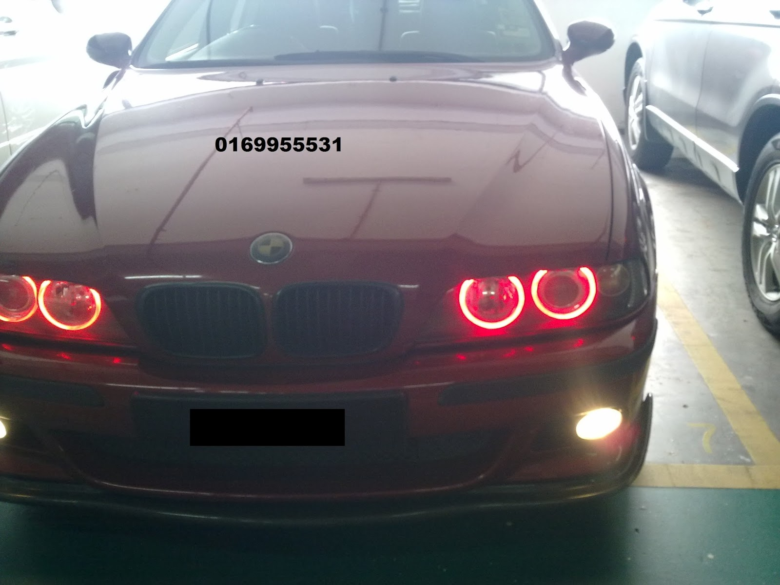 bmw top auto angel eyes led photo gallery. Black Bedroom Furniture Sets. Home Design Ideas