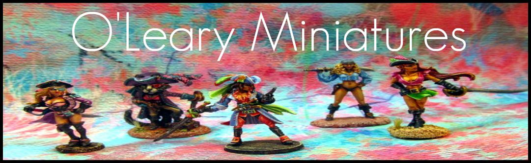 O&#39;Leary Miniatures