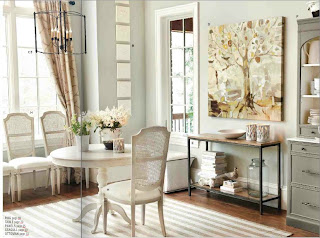 the room stylist inspiration from latest ballard design catalog