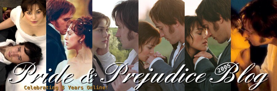Pride & Prejudice (2005) Blog