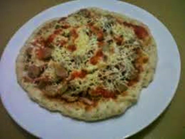 Resep Membuat Pizza Ala Kadarnya Untuk Anak Kost