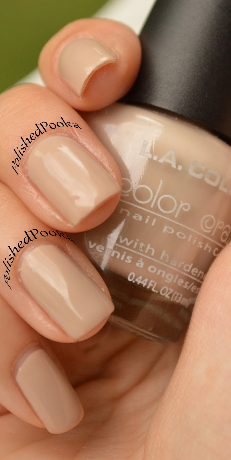 Polished Pooka: L.A. Colors Color Craze \