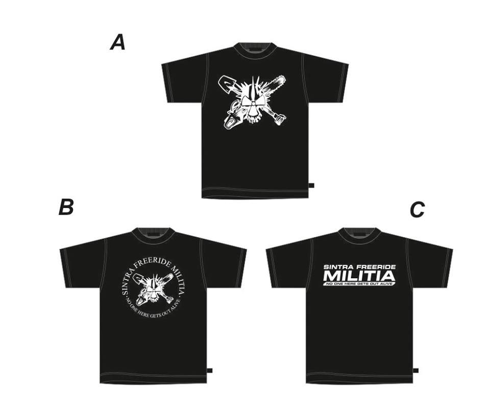 tshirt militia