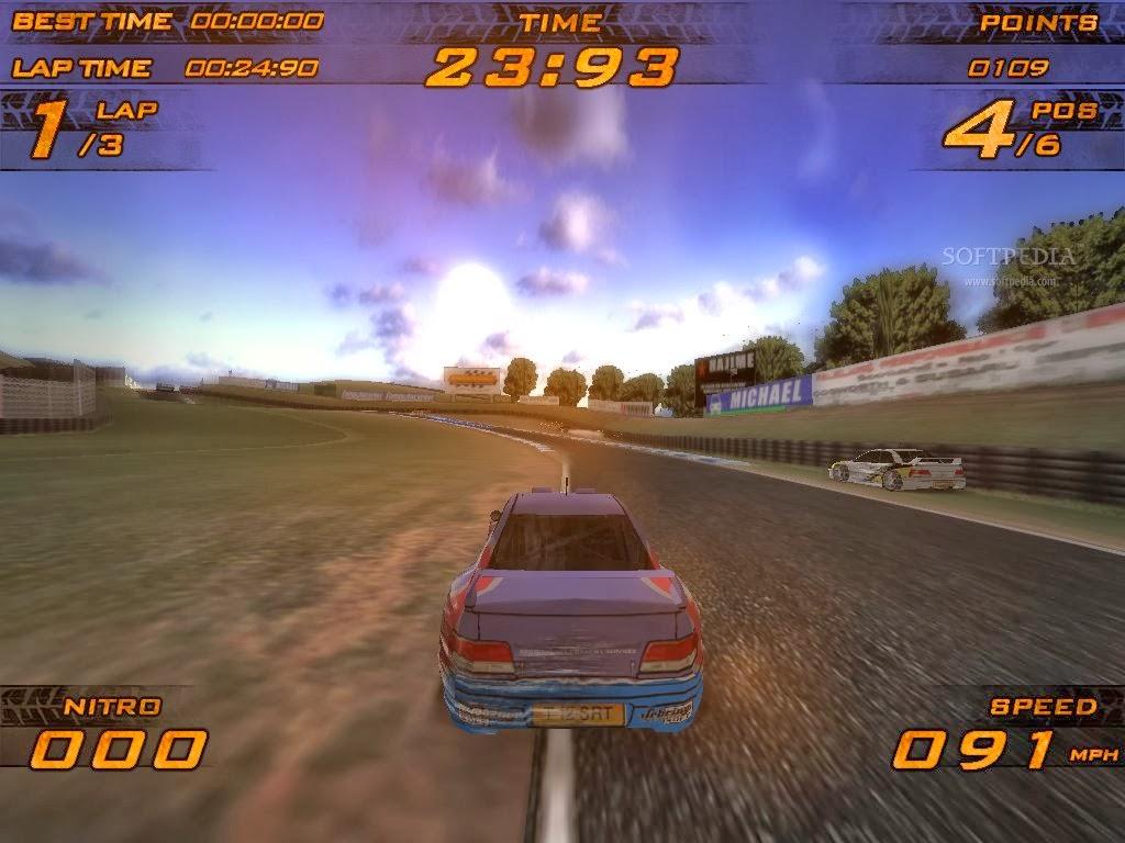 تحميل لعبة Ultra Nitro Racers لسباق السيارات المثيرة والممتعة بحجم صغير 30 mbتحميل لعبة Ultra Nitro Racers لسباق السيارات المثيرة والممتعة بحجم صغير 30 mb