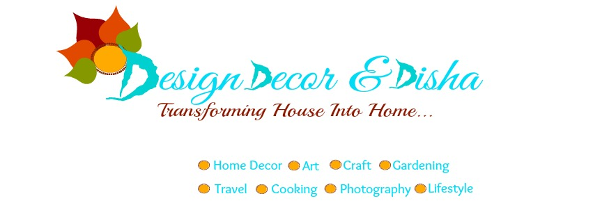 Design Decor & Disha | An Indian Design & Decor Blog