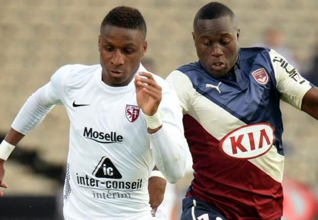 Highlights Bordeaux 1 – 1 Metz (Ligue 1)