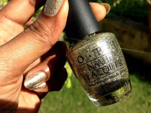 OPI Sprak De Triomphe Review