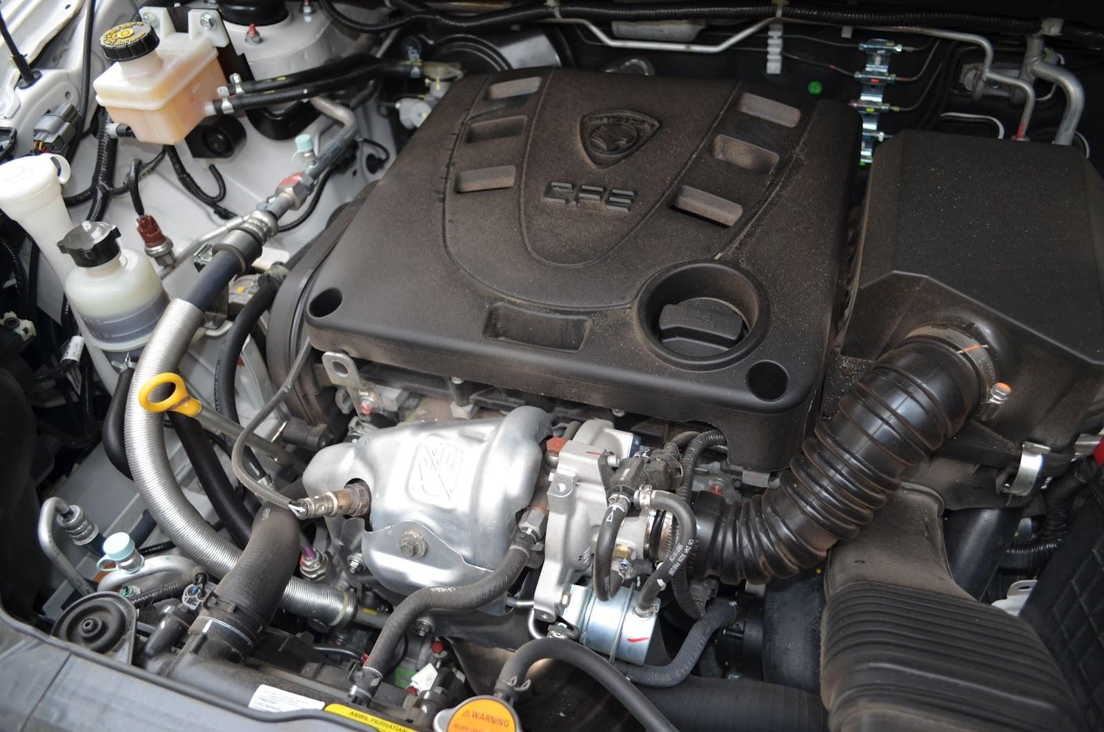wheels proton exora bold turbo tested