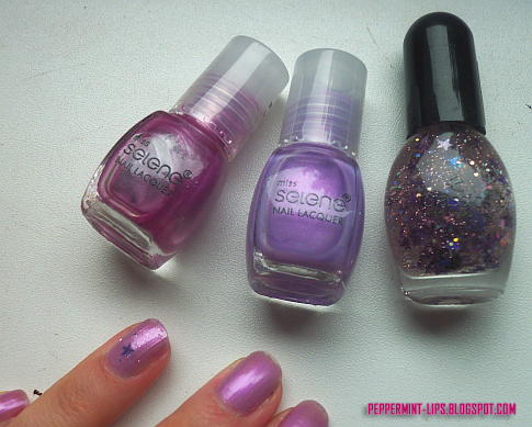 My Miss Selene nail polishes collection