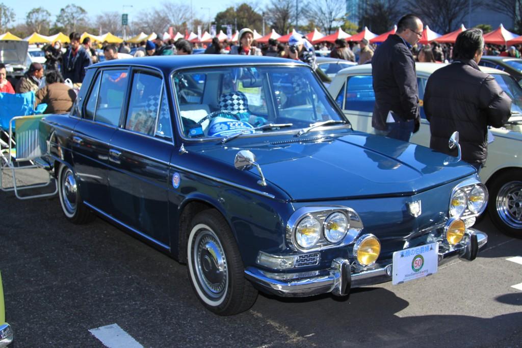 japoński sedan, stary samochód, klasyk, nostalgic, Hino Contessa PD, 日野・コンテッサ