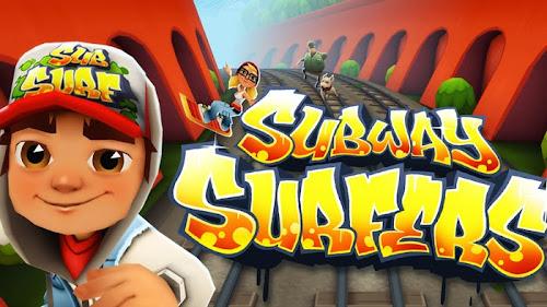 Vida real ao Subway Surfears