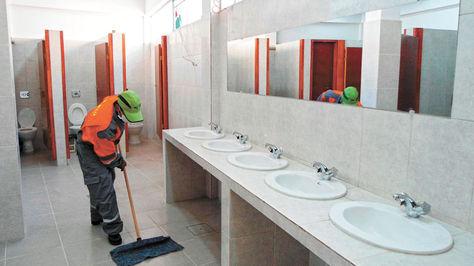 Inauguran El Primer Ba O P Blico Municipal De El Alto