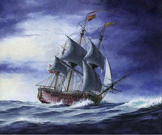 pintura naval carlos parrilla