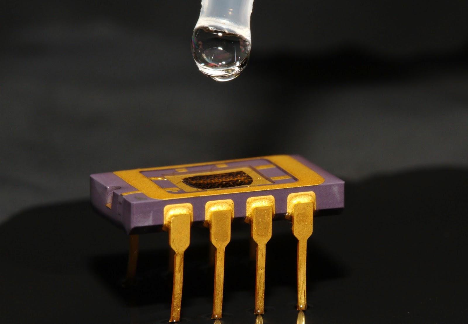 Chemical sensor chip