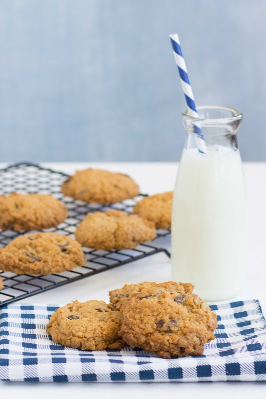 Nut And Seed Free Chocolate Chip Cookies
