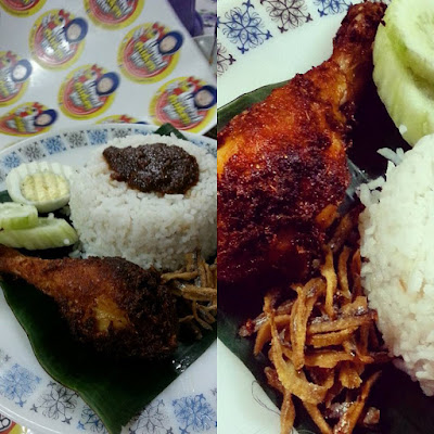 NASI LEMAK UMMI CHICKEN RICE