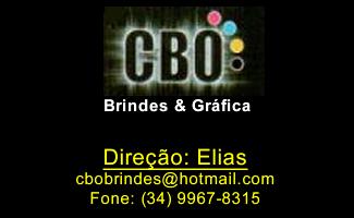 CBO - Brindes e Gráfica