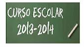 CAENDARIO ESCOLAR 2013/14