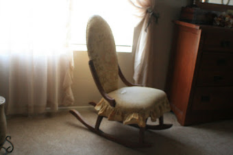 Rocking Chair $30