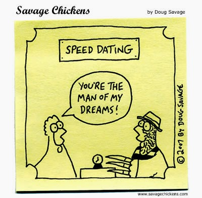 What is speed dating in french