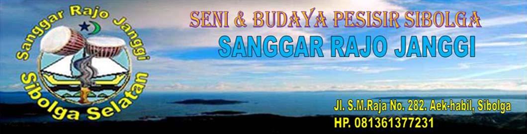 SENI BUDAYA - SIBOLGA